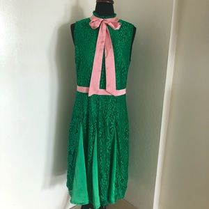 Moon 🌙 lace dress NWOT Pretty size Large 🧚🏻♂️